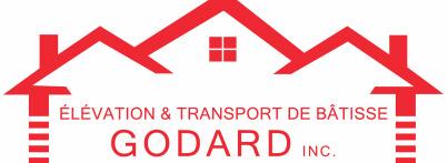Élévation et transport de bâtisse Godard